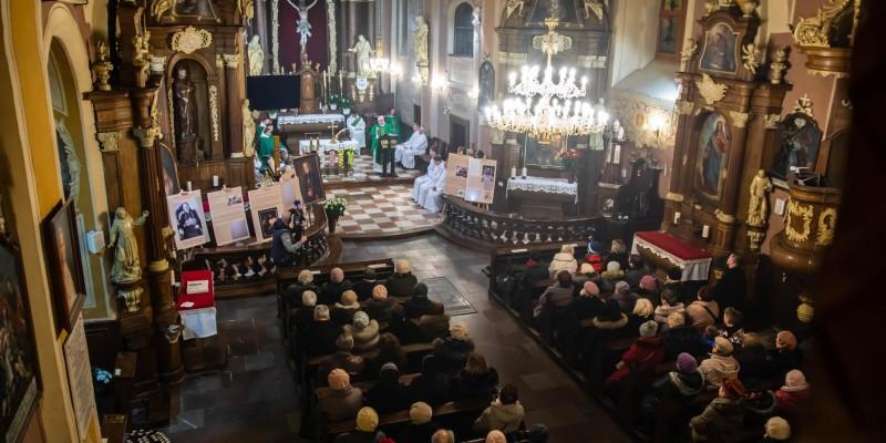 Franciszkanie – Msza Sw Bp J-Szamocki – Wyklady 20-02-2020 11