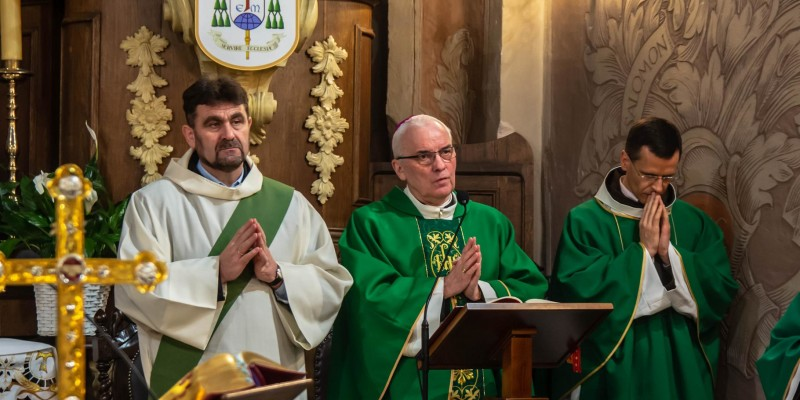 Franciszkanie – Msza Sw Bp J-Szamocki – Wyklady 20-02-2020 16