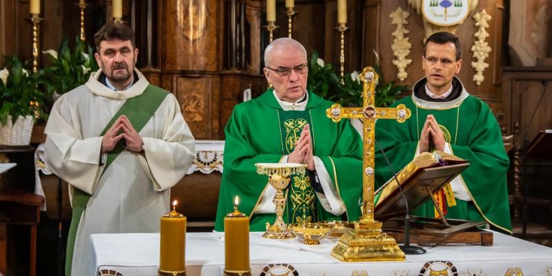 Franciszkanie – Msza Sw Bp J-Szamocki – Wyklady 20-02-2020 17