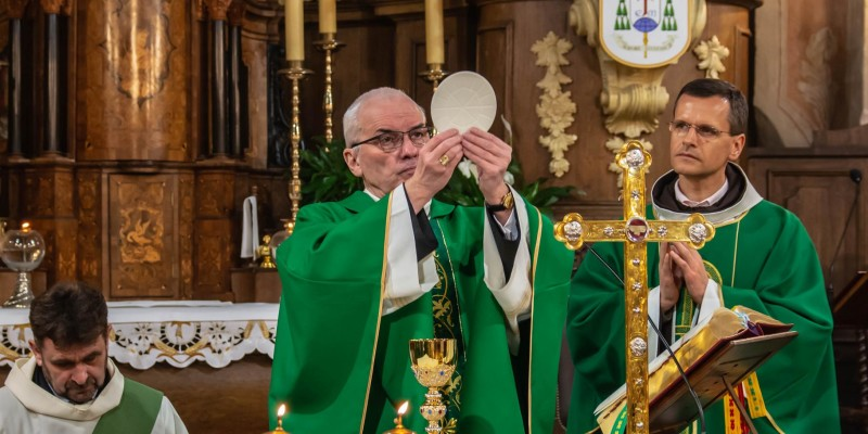 Franciszkanie – Msza Sw Bp J-Szamocki – Wyklady 20-02-2020 18