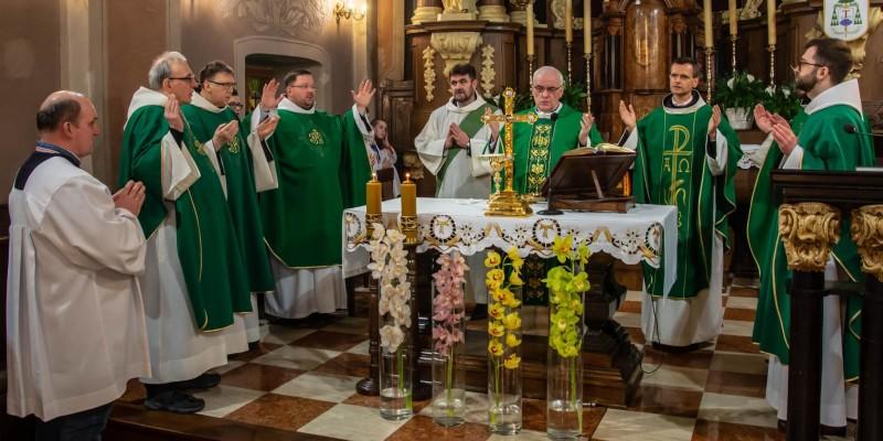 Franciszkanie – Msza Sw Bp J-Szamocki – Wyklady 20-02-2020 19