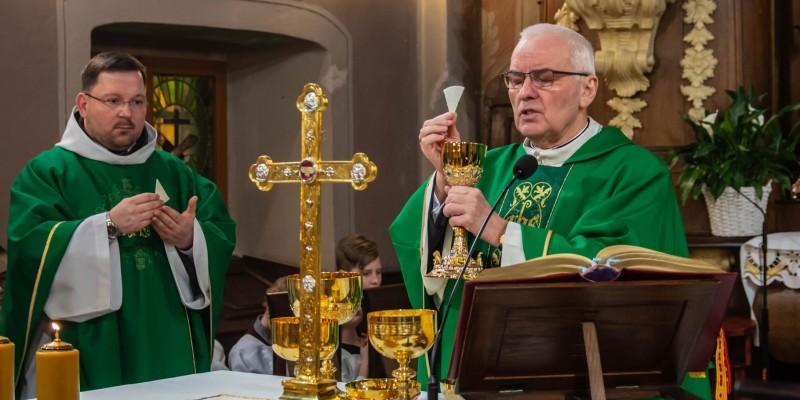 Franciszkanie – Msza Sw Bp J-Szamocki – Wyklady 20-02-2020 20