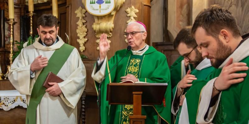 Franciszkanie – Msza Sw Bp J-Szamocki – Wyklady 20-02-2020 23