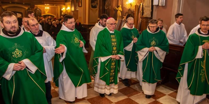 Franciszkanie – Msza Sw Bp J-Szamocki – Wyklady 20-02-2020 24