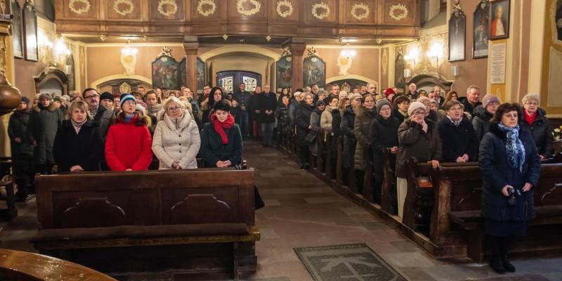 Franciszkanie – Msza Sw Bp J-Szamocki – Wyklady 20-02-2020 25