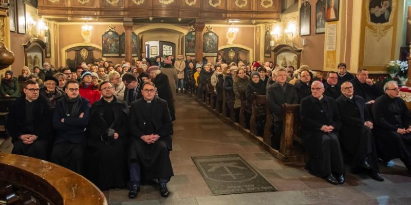 Franciszkanie – Msza Sw Bp J-Szamocki – Wyklady 20-02-2020 28