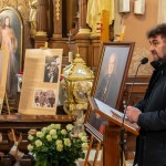 Franciszkanie - Msza Sw  i wykłady - Prymas S-Wyszynski w parafii Toruń Podgórz 20-02-2020